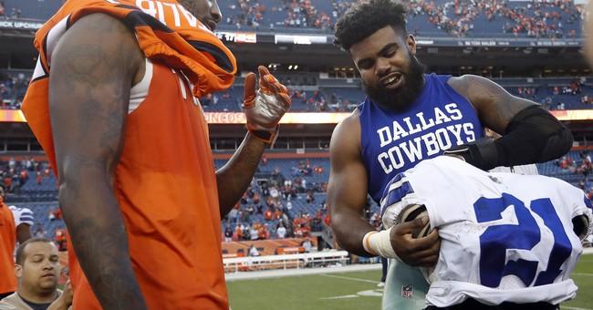 Cowboys' Elliott accused of quitting; Garrett plans chat