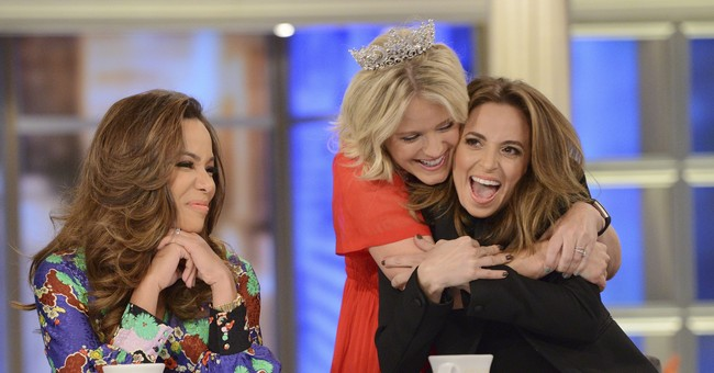 Jedidiah Bila departs ABC's 'The View;' no replacement named