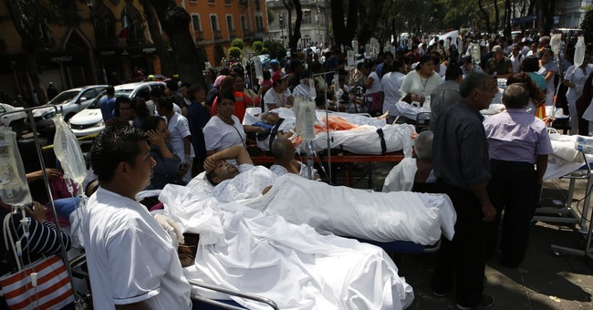 The Latest: Death toll rises to 226 from Mexico earthquake