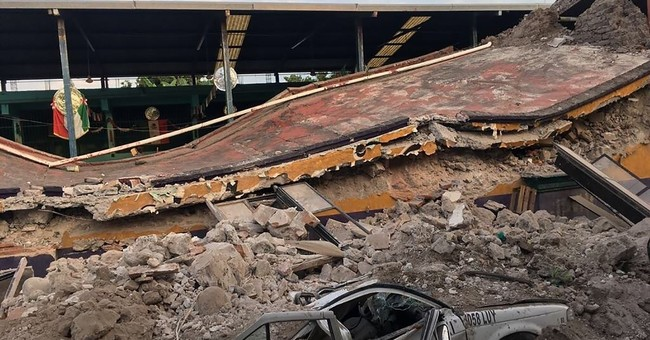 Some of the deadliest earthquakes in Mexico since 1985