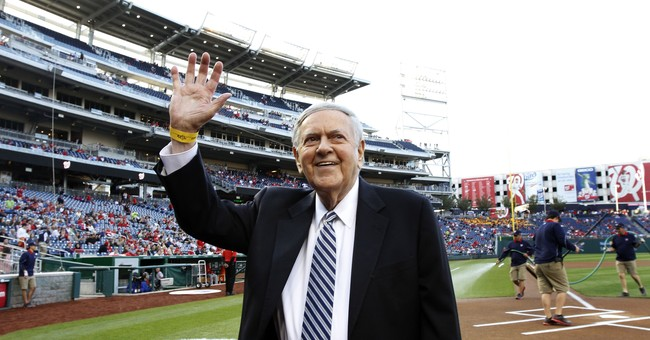 Late Bob Wolff, a prolific voice, to receive Scully award