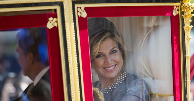In ceremonial budget speech, Dutch king sees strong economy