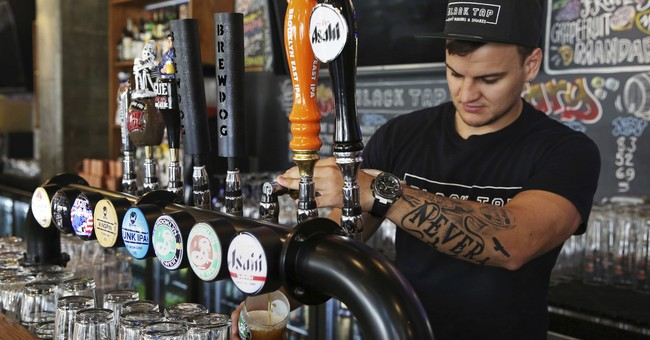 Craft beers trickle into Dubai, shaking up a cocktail scene