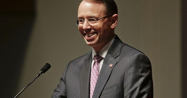 Mueller team questions deputy AG amid probe of Comey firing