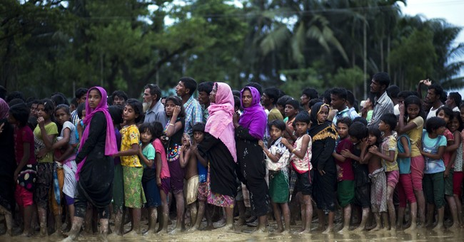 'Historic exodus' from Myanmar: US gives $32M for Rohingya