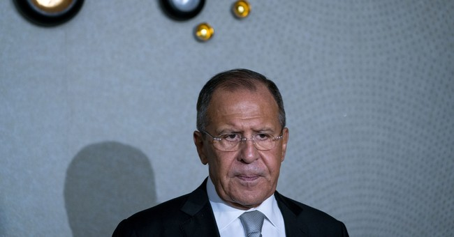 AP Interview: Lavrov hints US-Russia 'tit-for-tat' could end