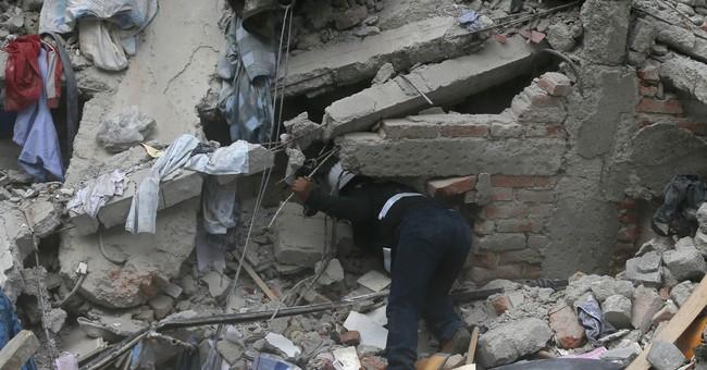 226 killed as 7.1 magnitude quake fells buildings in Mexico