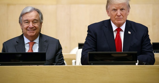 America 2nd: Traditions mean Trump must wait his turn at UN