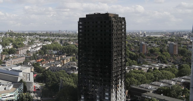Police: Toll in Grenfell Tower fire may be lower than 80
