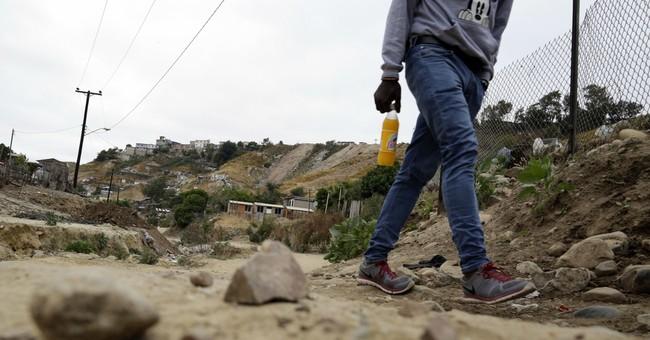 AP PHOTOS: Haitians heading for US settle in Mexico