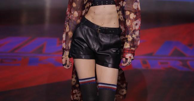 Tommy Hilfiger and Gigi Hadid stage London Fashion Week show