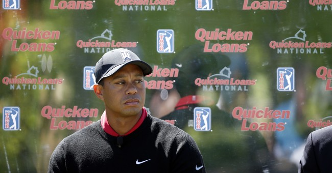 Tiger Woods' event out of Congressional, looking for sponsor