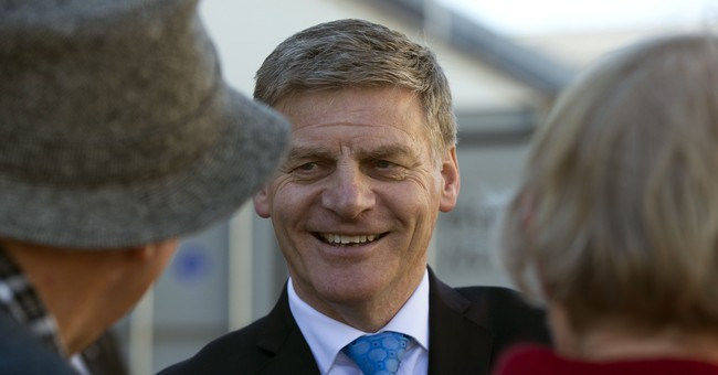 AP Interview: New Zealand PM wants to extend economic gains