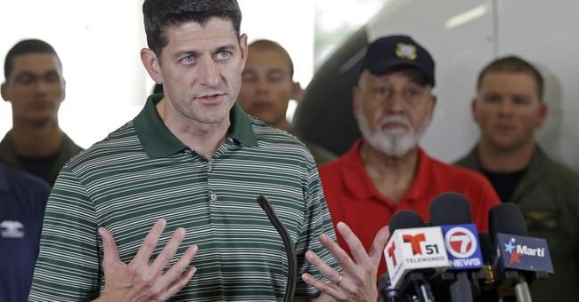 Ryan, lawmakers tour Irma-damaged Keys, pledge funding