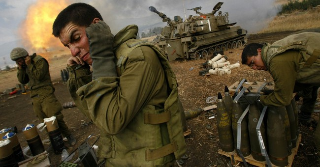 As Syrian war winds down, Israel sets sights on Hezbollah