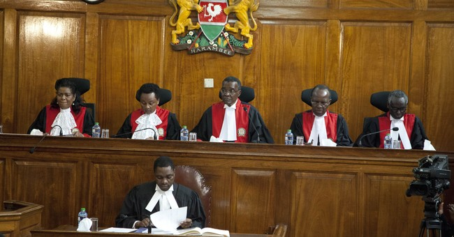 Kenya Supreme Court nixed poll because it couldn't see data