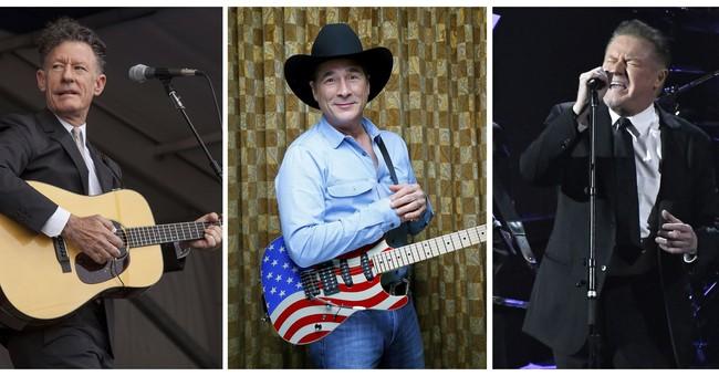 Don Henley, Lyle Lovett, Clint Black plan Harvey benefit