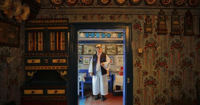 Romania's Merry Cemetery offers visitors dark humor