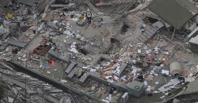 The Latest: Mexico City mayor puts capital quake toll at 115