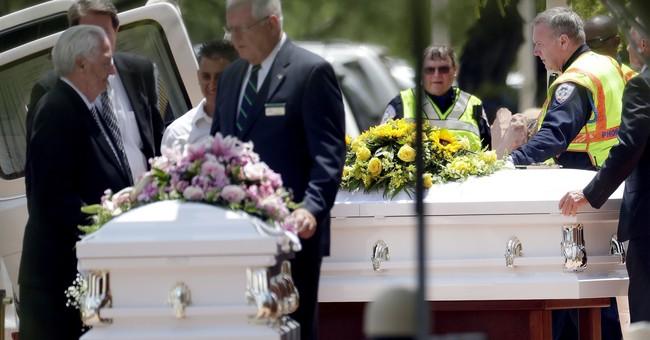 APNewsBreak: 'Why me?' Survivor recounts flash flood horror