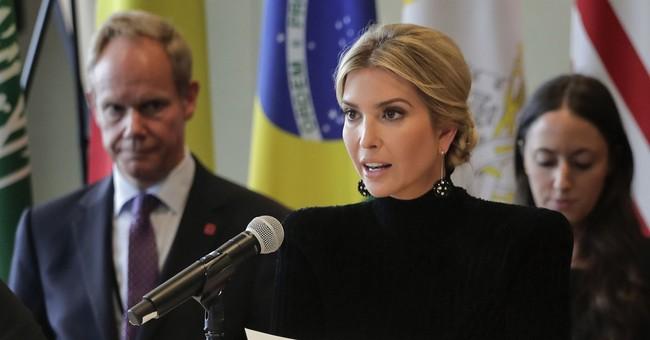 Ivanka Trump discusses her postpartum depression