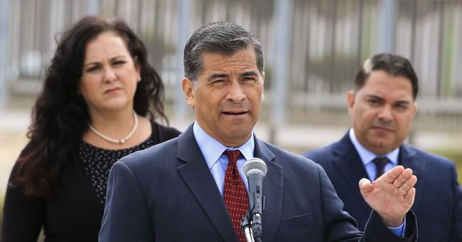 California sues Trump administration to prevent border wall