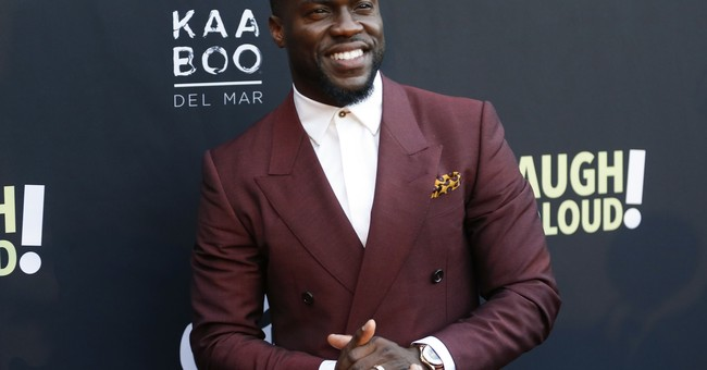 The Latest: Lawyer says woman and Kevin Hart are victims