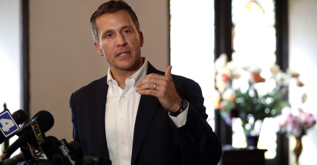 Missouri governor put to the test by St. Louis protests