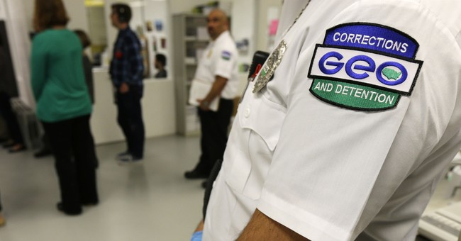 Big US detention center sued for paying detainees $1 a day