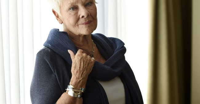 At 82, Judi Dench's mission remains the same: 'To learn'
