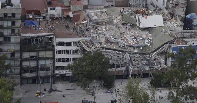 Weekend soccer games called off after Mexico earthquake