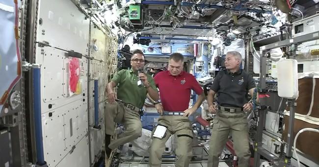 Puerto Rican astronaut gets double dose of hurricanes