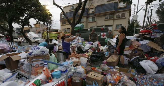 Mexico offered rescuers, little long-term aid after quake