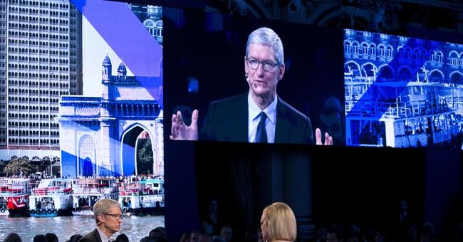 Apple CEO defends 'dreamers' program
