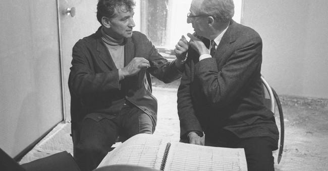 Boston kicks off a year of US tributes to Leonard Bernstein