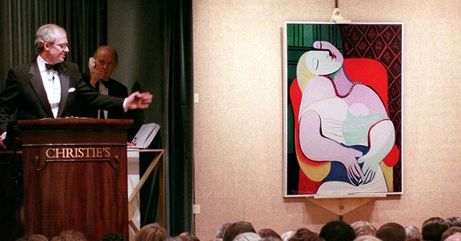 Picasso paintings to be reunited for first time since 1932