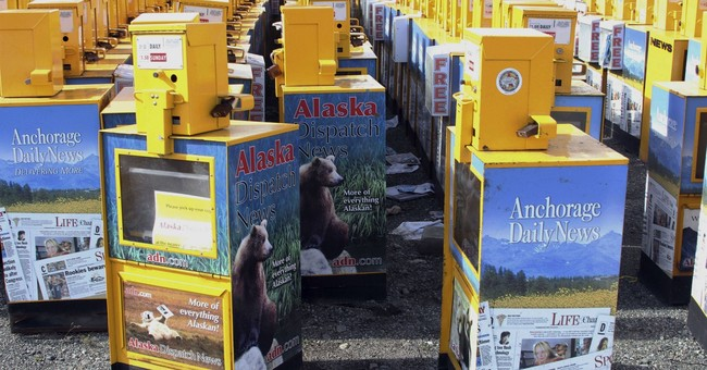 New owners lay off employees at Alaska's largest newspaper