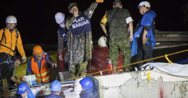 The Latest: Death toll in Mexican quake rises to 273