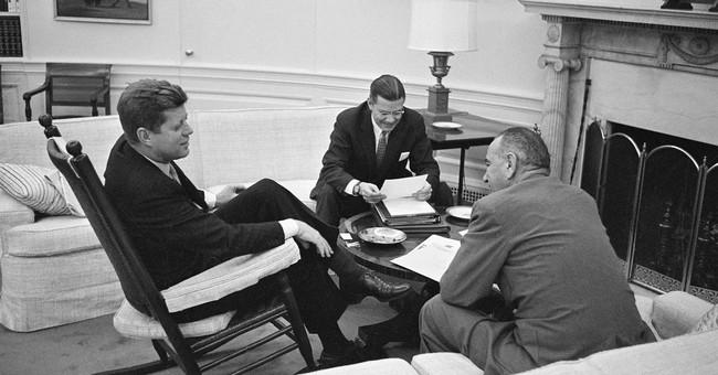 Nobel Prize, JFK's chair, Trump wedding souvenir up for bid