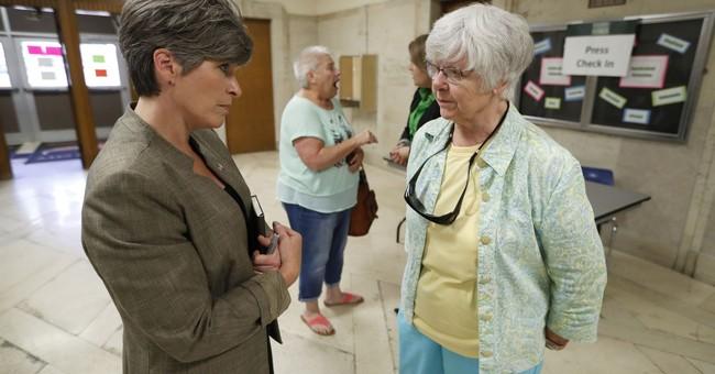 Iowa Sen. Ernst hopes, but isn't sure, health bill has vote