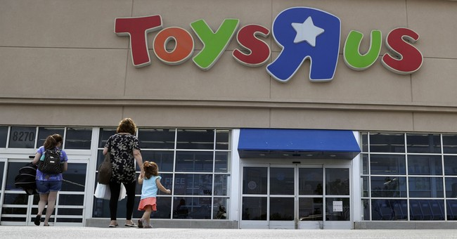 Toys R Us revs up for holiday hiring