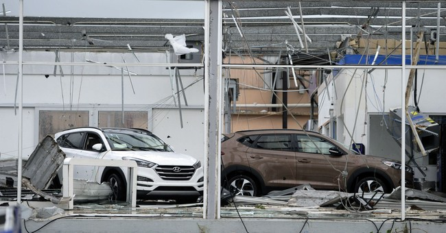 The Latest: Maria regains its major hurricane status