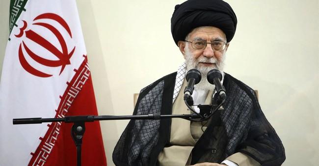 Iran's top leader dismisses Trump's 'ugly, foolish' remarks