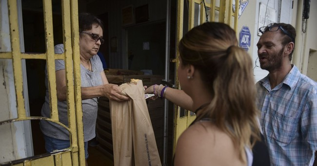 Powerless: Puerto Rico faces weeks without electricity
