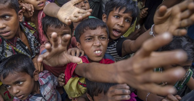 For Rohingya Muslim child refugees, too many losses to count