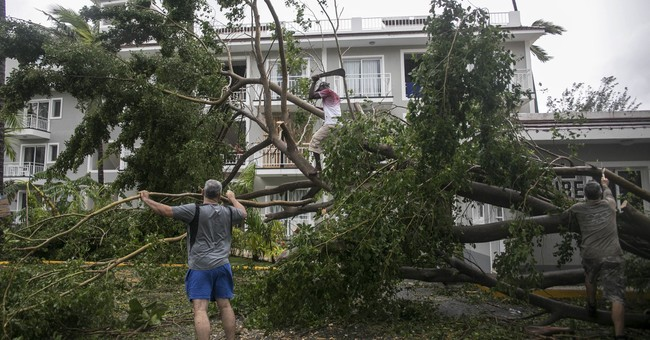 The Latest: Trump speaks with Puerto Rico governor