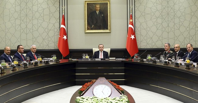 Turkey says it won't accept Kurdish independence vote