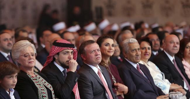 Jordan's young crown prince makes global debut in UN speech