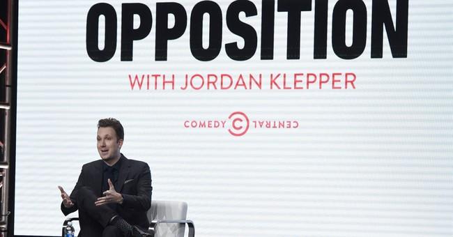 All opposed? Jordan Klepper's 'Opposition' spoof sure is