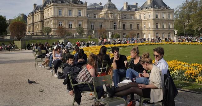 France renews half of senators' seats, a test for Macron